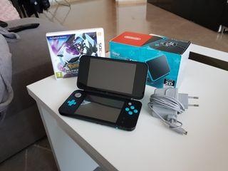 Nintendo 2ds XL + Pokemon Ultraluna