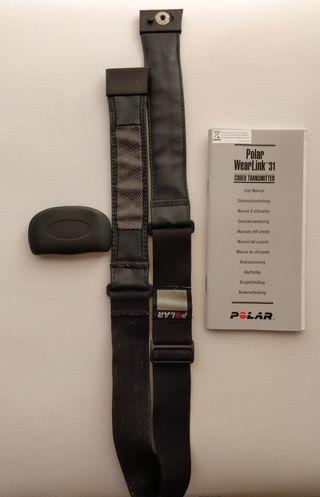 banda polar wearlink 31 usada