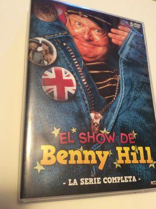 El Show de BENNY HILL La Serie Completa