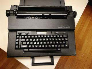 máquina escribir Olivetti electrica