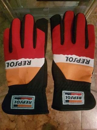 guantes Repsol de moto