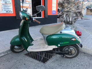 scooter electrica vespa