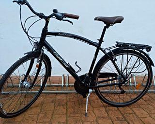 Bici de paseo tipo holandesa