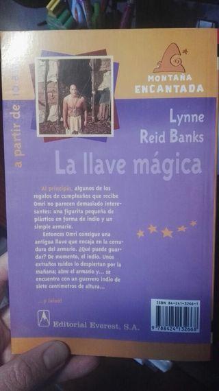 LA LLAVE MÁGICA