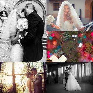 Vídeo fotografía y drone bodas