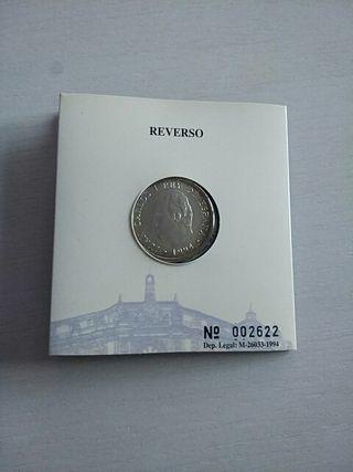 Moneda de plata de 2000 pesetas