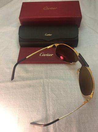 Cartier Santos Dumont Sunglasses