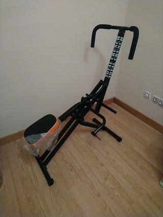 máquina de gimnasio