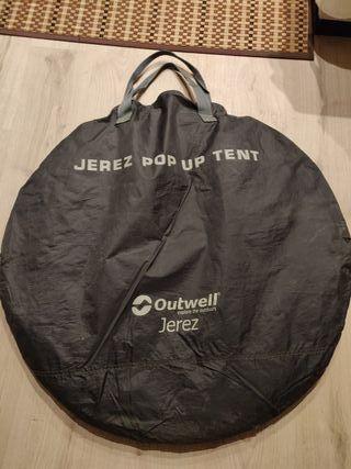 outwell jerez pop up