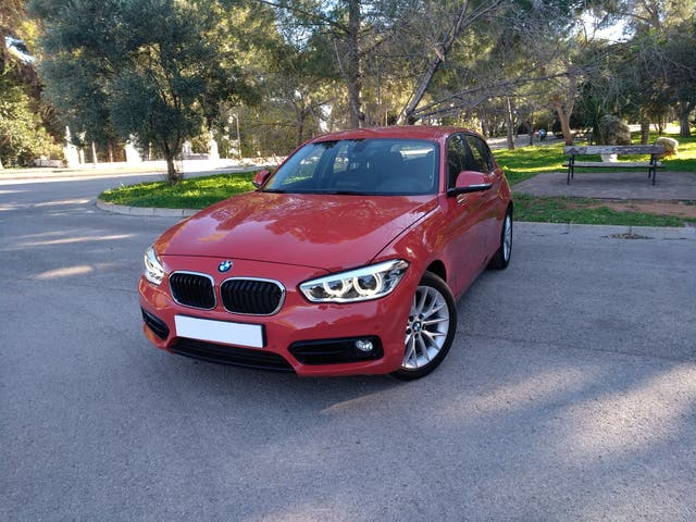 BMW Serie 1 118d sport