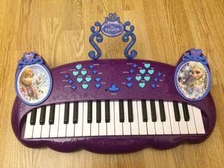 Piano organo frozen