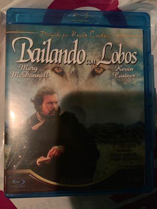 Bailando con lobos Blu-Ray