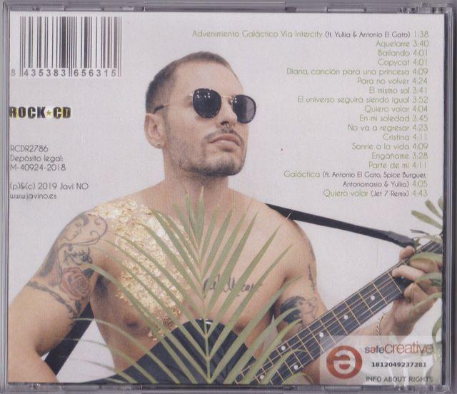 Javi NO - Subterráneo Tropical (CD Nuevo) Fangoria