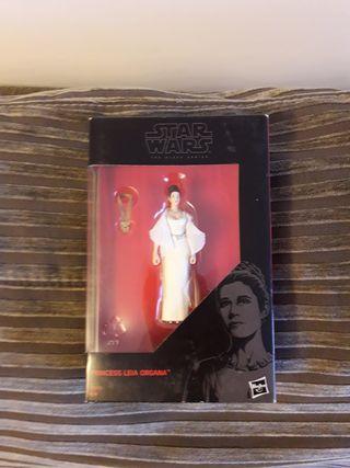 "Star Wars Black Series 3.75"" Leia Organa"