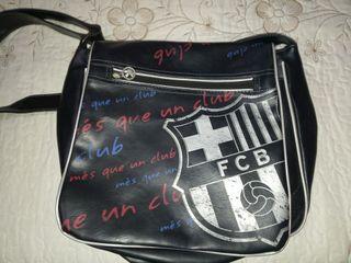Bolso/mochila del barcelona