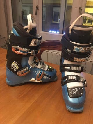 botas esqui Nordica (freeride)