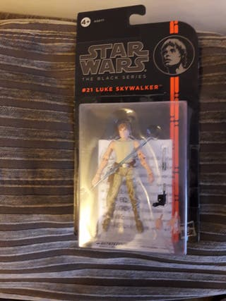 """Star Wars Black Series 3.75"""" Luke Skywalker"""
