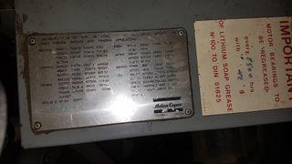Compresor industrial aire