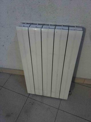 radiador de aluminio para circuito de agua