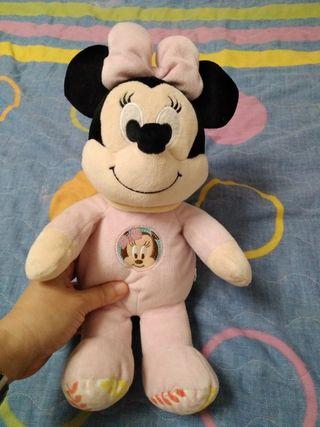 juguete Minnie mouse bebé