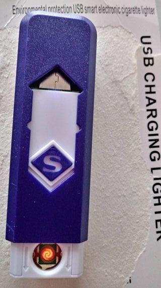 MECHERO ELECTRÓNICO USB
