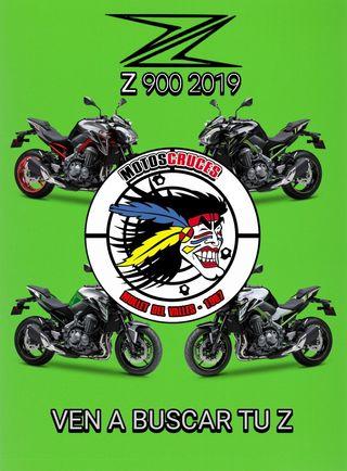 2019 KAWASAKI Z 900/E MOTOS NUEVAS OFICIALES