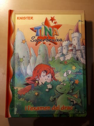 Llibre infantil: Tina superbruixa