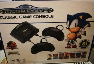 Mini Sega Mega drive Arcade 45€