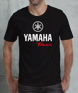 Camiseta YAMAHA MAX