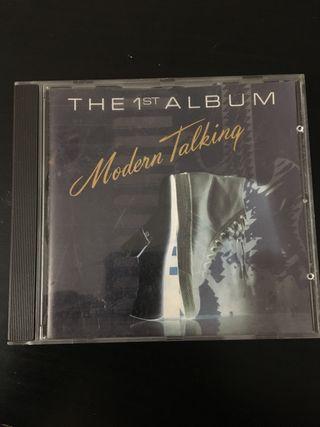 Disco de Modern Talking