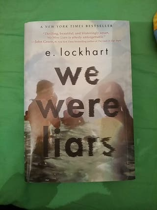 We were liars - E. Lockhart (inglés)