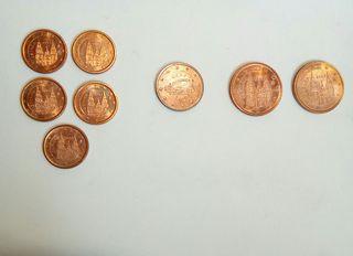 monedas de cts de euro 2003
