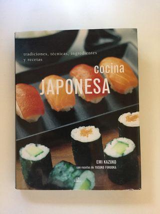 Cocina Japonesa - EMI KAZUKO/YASUKO FUKUOKA
