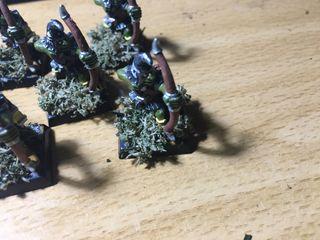 Warhammer arqueros goblin