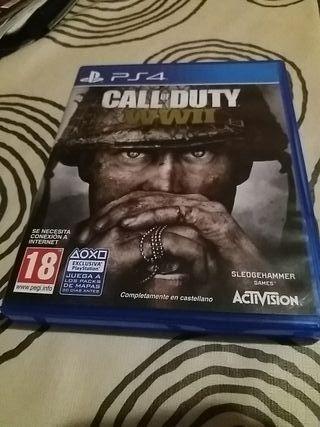 video juego para PS4