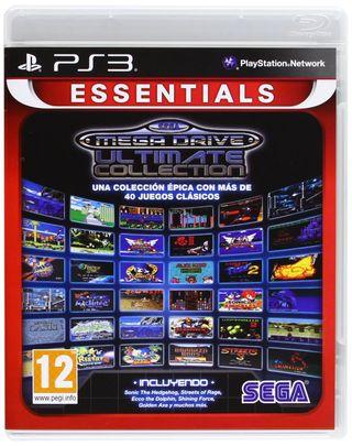 Playstation 3 Sega Mega Drive De Segunda Mano En Wallapop