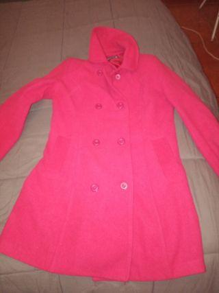 Abrigo Rojo talla M