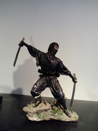 Figura Samurai (2 figuras)