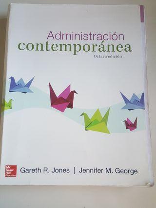 Administración contemporánea (8 edición)