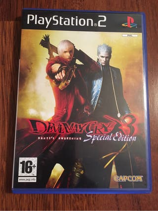 Juego PS2- Devil My Cry 3