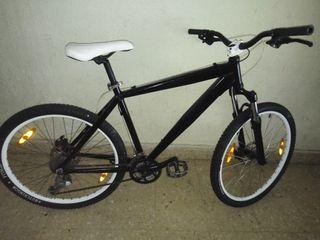 bici nueva de aluminio.