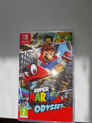 Nintendo Switch Mario De Segunda Mano En Zaragoza En Wallapop