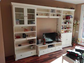 Mueble comedor ikea a juego con modulos habitacion de segunda mano ...