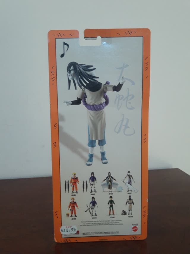 Figura Orochimaru, Naruto ¡¡NUEVA!!