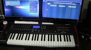 Teclado USB/MIDI NOVATION IMPULSE 61 Teclas