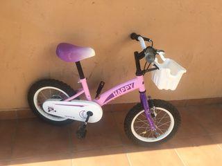 Bici BH infantil para 2años a 3 más o menos
