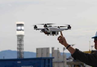 Drone alquiler