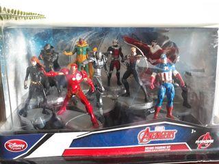 Set Figuras Vengadores