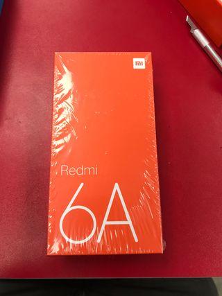 Xiaomi redmi 6A 16gb (NUEVOS)