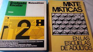 libros Graduado Escolar ESO